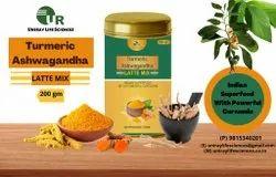 Turmeric ashwagandha powder