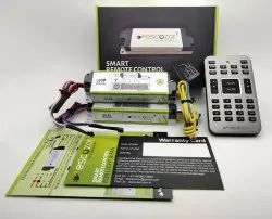 Smart Remote Control 8 Lights & 2 Fans with Speed Control & 8 Scene Control