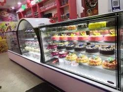 Cake Display Counters