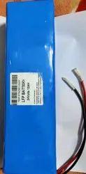 12.5 Ah Lithium Phosphate Lifepo4 Battery Pack