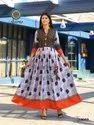Ladies Fancy Designer Long Gown