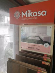 Mikasa Wooden Flooring