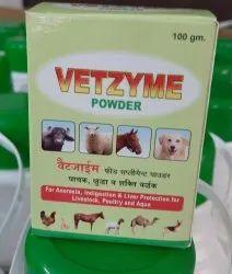 Animal Digestive Powder, Packaging Type: Box, Packaging Size: 100 Gm