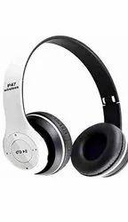 Wireless Over The Head Headphones, Model Name/Number: P47