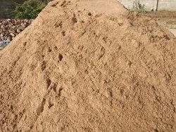 Wosh Sand Bhogavo Reti, For Construction, Packaging Size: Truck