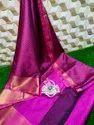 Banarasi Tanchoi Kora Silk Sarees