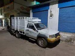Pan India Mini Truck Rental Services, Hyderabad, Model Name/Number: Tata Rail Pickup 207