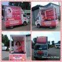 Display Van Advertising