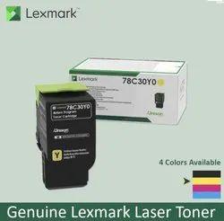 Lexmark 78C30Y0 Toner Cartridge