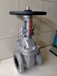Audco Cast Steel Flanged End Gate Valve
