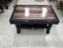 Brown Mango plastic center table