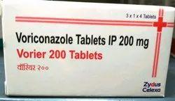 Vorier 200mg Tablet