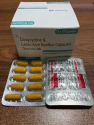 Doxycycline with Lactic Acid Capsules