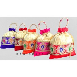 Almond Dry Fruit Gift Bag