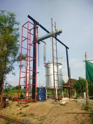 Geranium Oil Extraction Plant