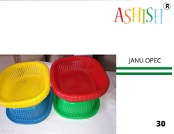 Plastic Fruit Basket, For Home