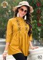 Ladies Designer Indo Western Dress