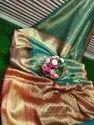 Banarasi Silk Tissue Saree