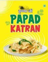 Krishnaji 1 K.g Papad Katran