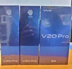 Sled Black Vivo V20 pro, 64mp, Display Size: 6.5