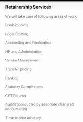 GST Documentation Work