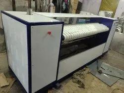 Semi-Automatic Flat Work Ironer Machine