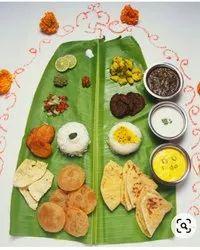 Pure Vegetarian Brahmani Thali