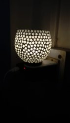 Electric Kapoor Dani Night Lamp