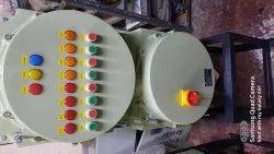 Avtar Electricals 63A Flameproof Motor Starter, Model Name/Number: Flame Proof Panel, Voltage: 414 Volt
