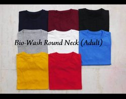 Kids Plain T Shirt