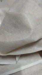 Plain Cotton Jute Fabric, For Packaging Bag