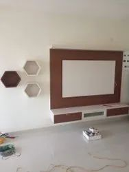 HOME STYLE Brown Intrerior desginers in chennai, For Residential