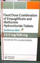 Jardiance Met 12.5/ 500 Mg Tablet