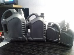 HDPE Engine Oil Can