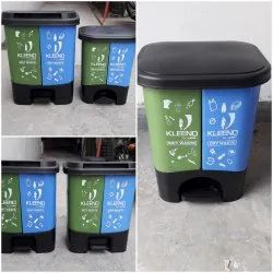 Duo wet and dry bin in Delhi NCR