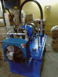 15L Hydraulic Power Pack