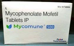 Mycomune 500mg Tablets