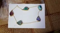 Agate nacklace