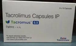 Tacromus 0.5 MG Capsules