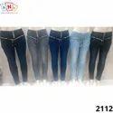 Regular Fit Denim Jeans Women