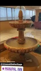 Sand stone hotal fountains outdoor fountain