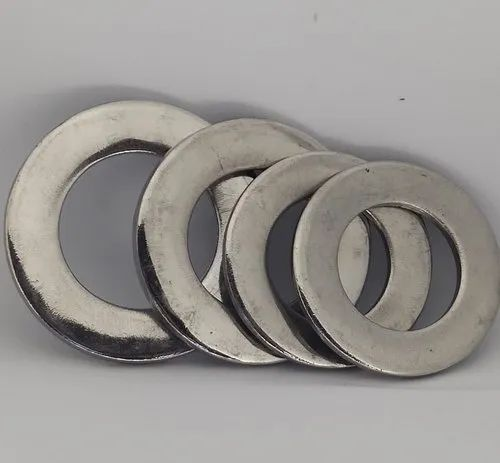 Stainless Steel Flat Plain Washers