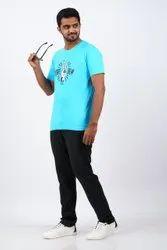 Hosiery Mens Designer T Shirt