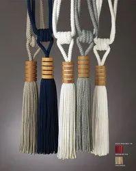 Designer Polyester Curtain Tieback