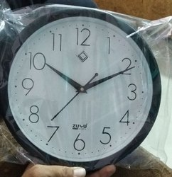 Zulu Quartz Analog Clock, Size: 10 Inch, Model Name/Number: 511