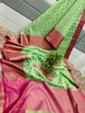 Kora Banarasi Silk Sarees