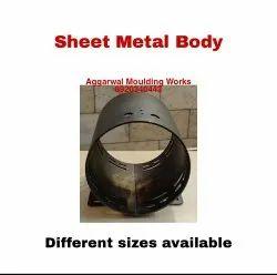AMW Three Phase Sheet Metal Motor Body