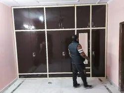 Wall Fixing Steel Almirah
