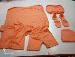Unisex Regular Newborn Baby Dress Set, Age Group: 0-1yr