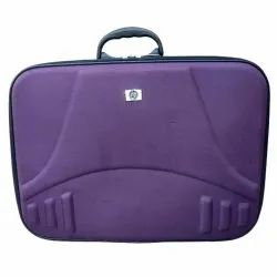 Popular Craft Polyester Full Fiber Duffle Suitcase, For Clothes, Size: 18-20